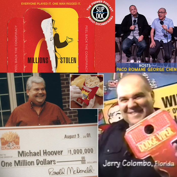 Ep 138 McMillions with hosts Paco Romane and George Chen