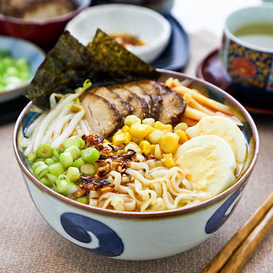 Sapporo Miso Ramen Recipe