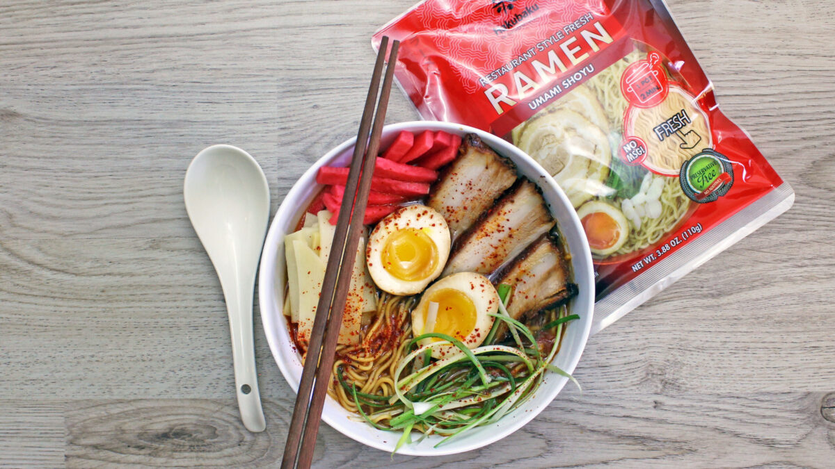 make restaurant quality ramen at home