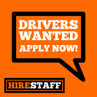 Hirestaff - Driver Jobs Auckland