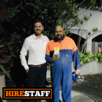 Hirestaff - Temp of the Month