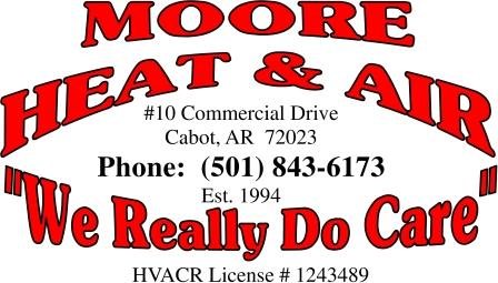 Moore Heat & Air, LLC