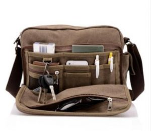 Bag compartments