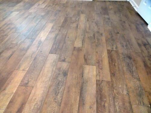 Redwood Floor