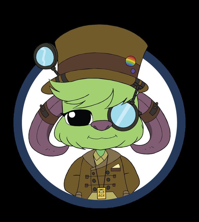 Character Bio: Ash