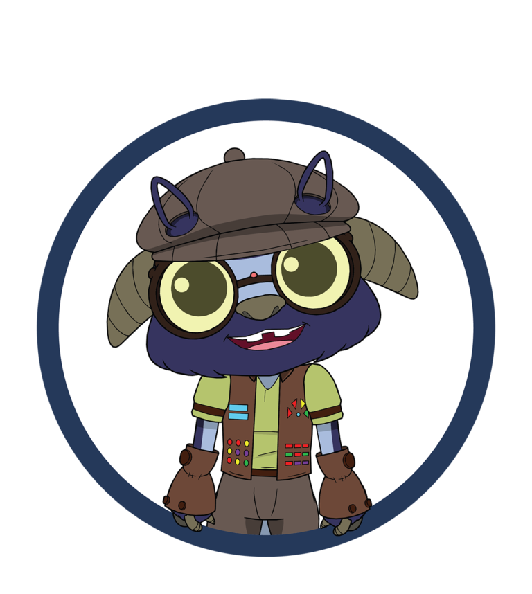 Character Bio: Zion