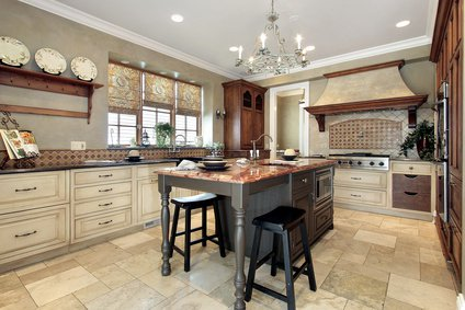 The Many Benefits Of A Kitchen Island