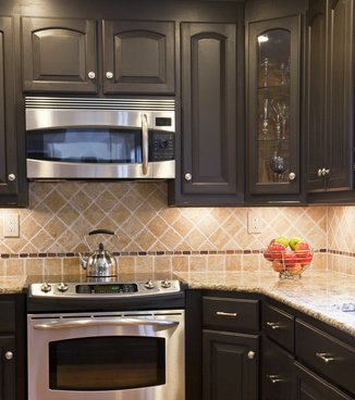 How To Choose Between Light And Dark Finished Cabinets
