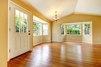 Hardwood floors and humidity