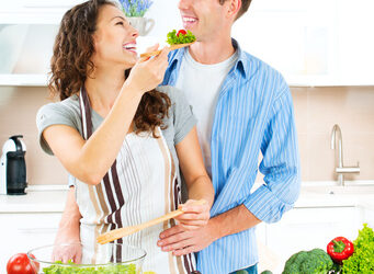 Kitchen Design Tips for Setting the Valentine's Mood