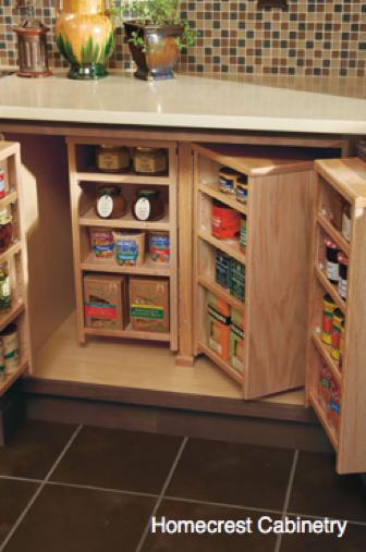 Including Efficient Kitchen Storage In Your Kitchen Design