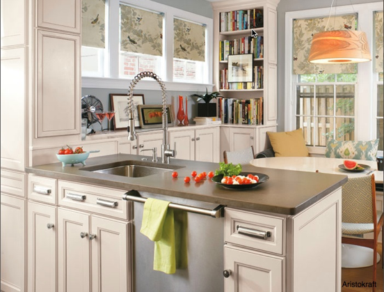 Your Organized, Clean Kitchen – There's a Place for Everything