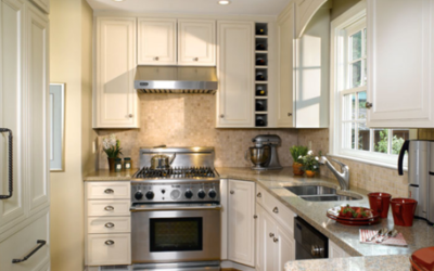 Make Your Small Kitchen Look Tidy