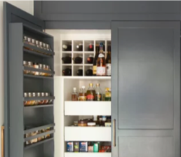 Ideas for Your Sanity – Pantry Organization