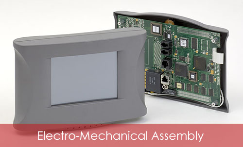 Electro-Mechanical Assembly - AB Electronics, Inc.