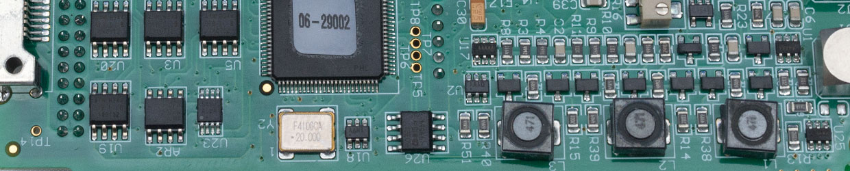 PC Board Assembly - AB Electronics