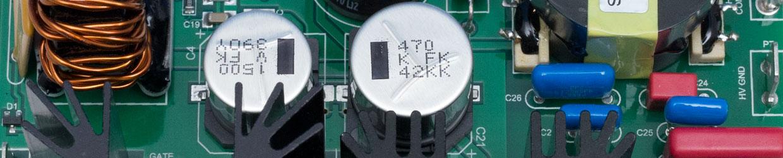 Through Hole Assembly - AB Electronics
