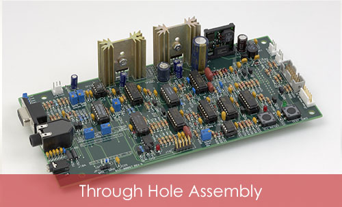 Through Hole Assembly - AB Electronics, Inc.