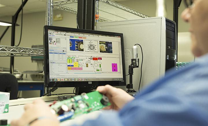 Aegis Factorylogix AB Electronics