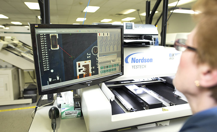 Testing and Inspection - AB Electronics, Inc.