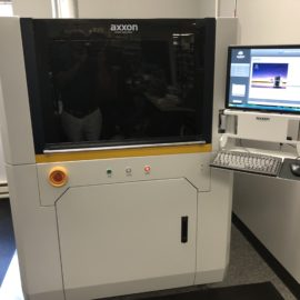 Axxon Conformal Coating Machine at AB Electronics