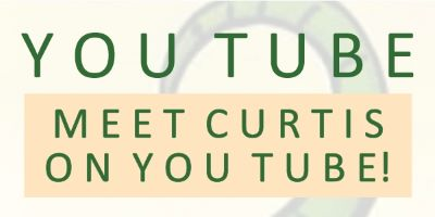 graphic for Curtis on You Tube