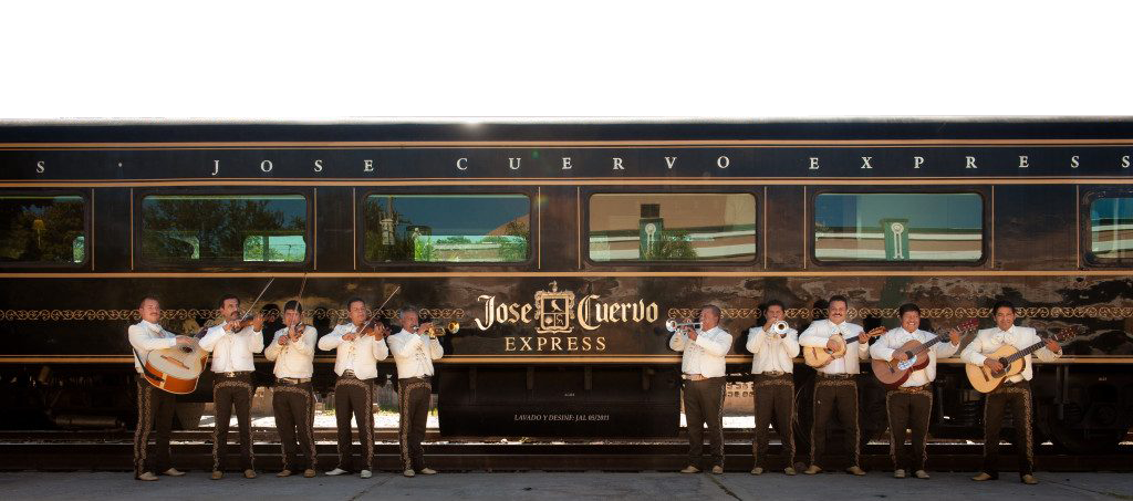 Train Jose Cuervo Express Tequila Guadalajara Train