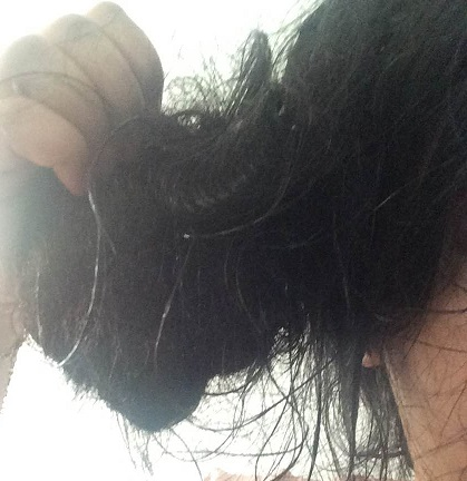 Matted Hair Image
