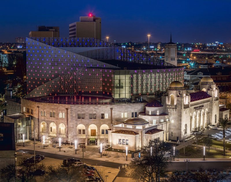 LMN Architects-designed Tobin Center for the Performing Arts wins Global Award for Excellence