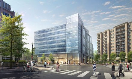 Carr Properties breaks ground on LEED Gold certified trophy office building in Arlington