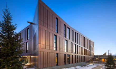 Mass timber offers exciting possibilities for building with wood
