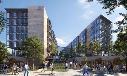 Hensel Phelps | Mithun Design-Build Team awarded student housing expansion at UC Irvine