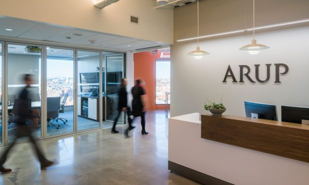 Arup's Boston office is the first project in New England to achieve WELL Certification