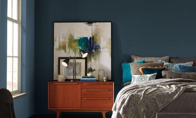 Pratt & Lambert® Paints announces Heron as the 2018 Color of the Year