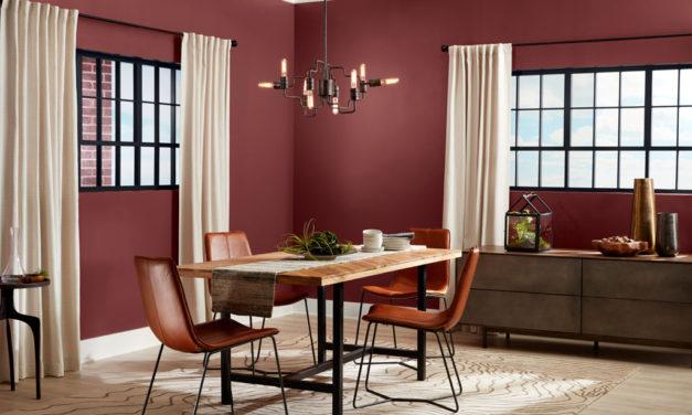 Valspar® Reveals 2018 Colors of the Year