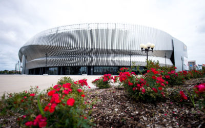 Landmark venue renovated with PPG coating wins MCA Chairman's Award