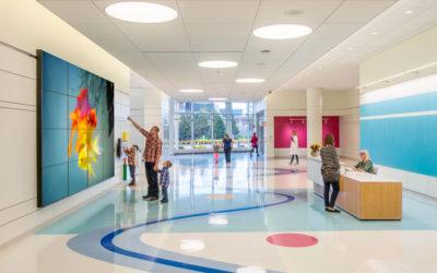 Shepley Bulfinch Completes New John R. Oishei Children's Hospital on the Buffalo Niagara Medical Campus