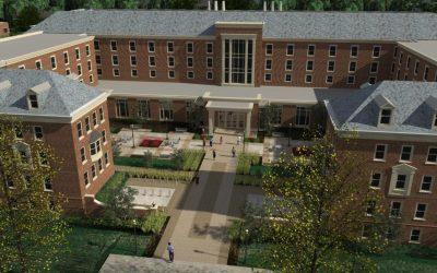 KWK Architects Designs $104.5 Million Renovation/Addition to University of Minnesota's Historic Pioneer Hall