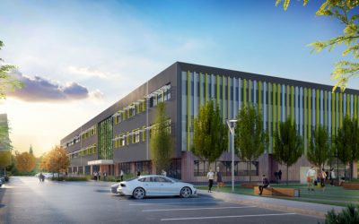 evolv1 sets a new benchmark for Green Building Innovation with Canada's first Zero Carbon Building – Design certification