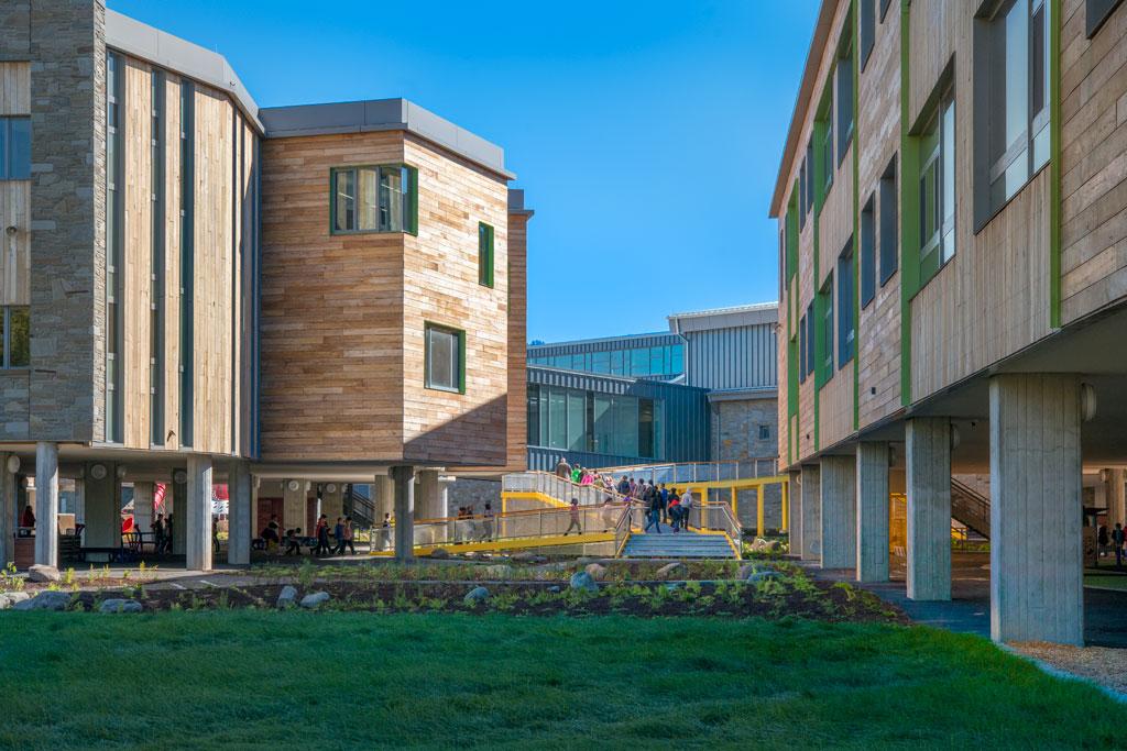 MacArthur Elementary School, Binghamton, NY. Photo credit: © John Griebsch