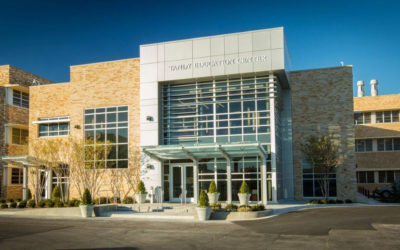 Solarban 60 Starphire glass by Vitro Glass brightens new medical learning facility