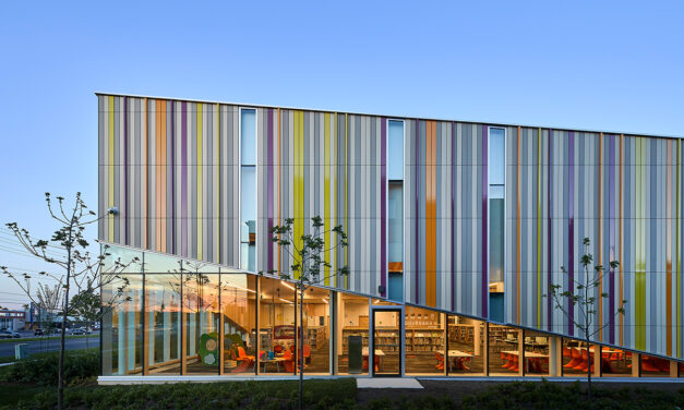 Community and sustainability highlighted in this year's AIA/ALA Library Building Awards