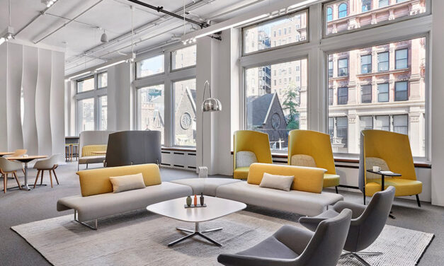 Teknion's New York showroom achieves WELL & LEED certification