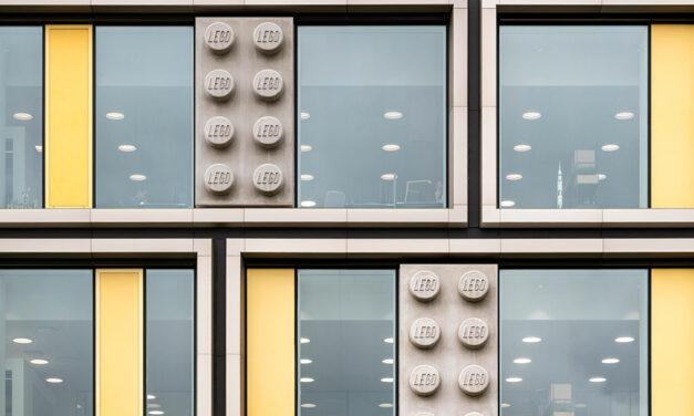 The LEGO Group opens new campus in Billund, Denmark