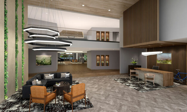 OZ Architecture designs Airie active adult community at Denver's TAVA Waters
