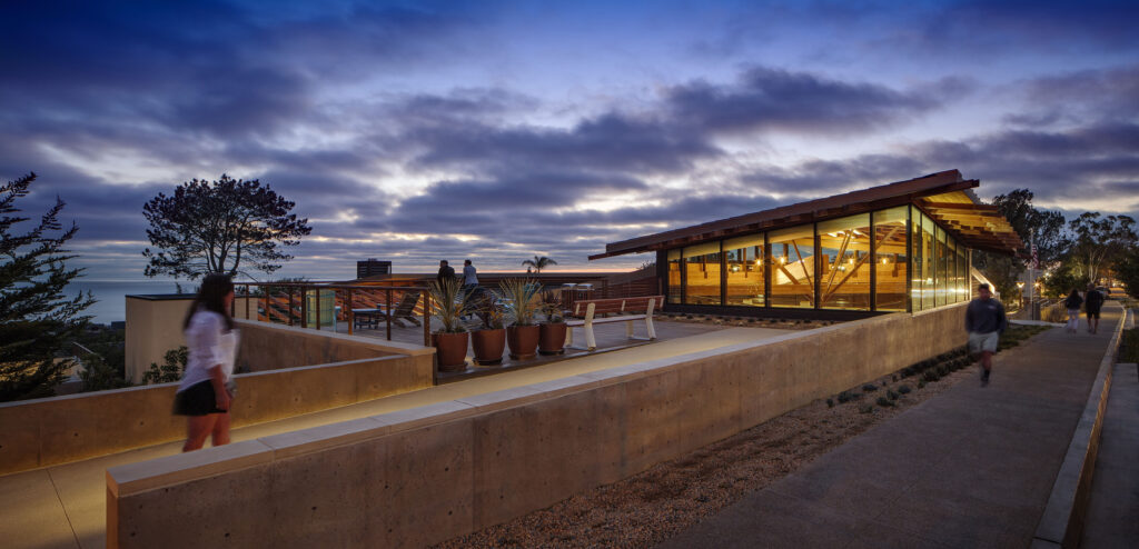 Miller Hull Partnership-designed Del Mar Civic Center celebrates community and sustainability