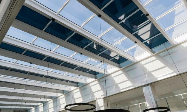 Kinestral Technologies' Halio smart-tinting glass provides daylight for seniors at Belgium's Avondzon residential care center