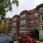 Landmarks Illinois will celebrate restoration of Oscar Stanton De Priest Apartment Building on Martin Luther King Day