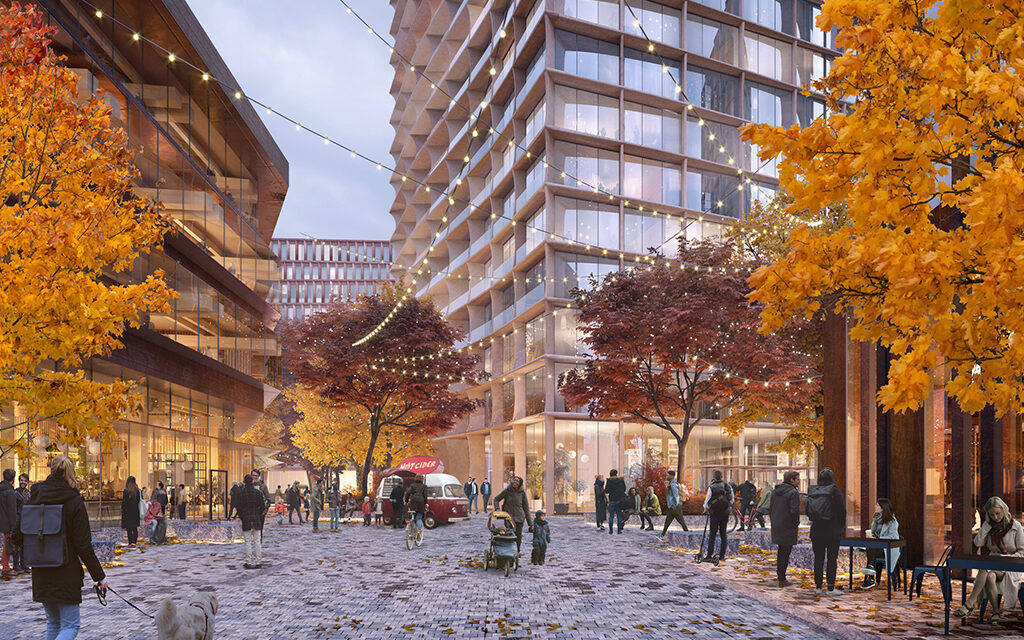 Harvard designates Tishman Speyer as preferred developer for initial phase of Enterprise Research Campus in Allston