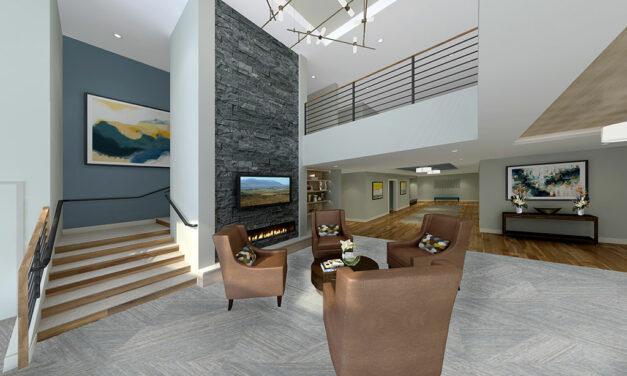 OZ Architecture designs WellAge Greeley senior living community